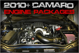 2010 Camaro Engine Packages