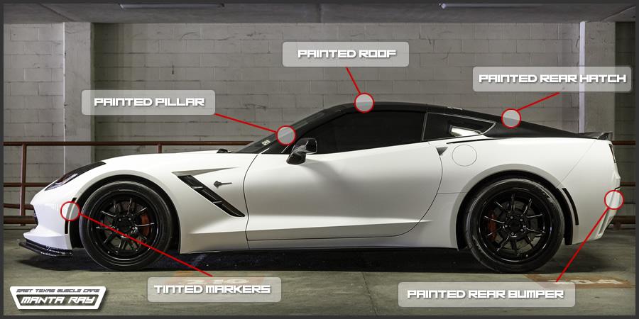 Manta Ray C7 Corvette | East Texas Muscle Cars | Performance